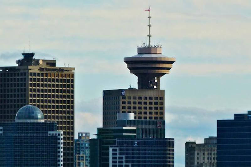 Torre do Mirante em Vancouver
