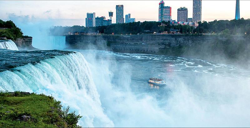 Voyage to the Falls em Niagara Falls