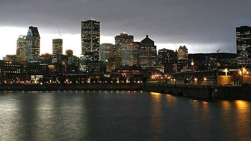 Passeio Fantasma em Montreal