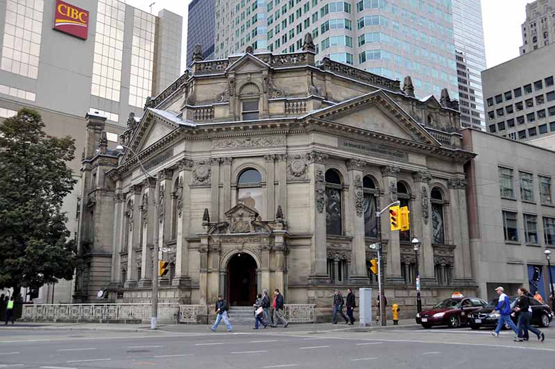 Hockey Hall of Fame Building