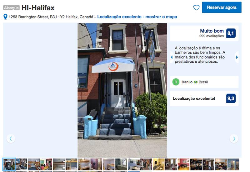 Hostel HI-Halifax