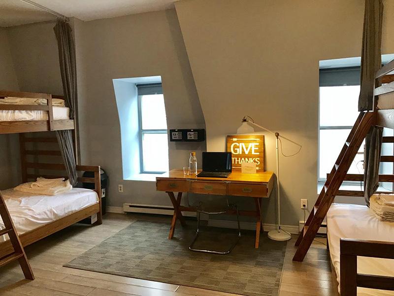 Melhores hostels em Toronto