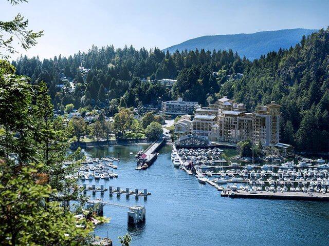 Principais destinos de ferry no Canadá
