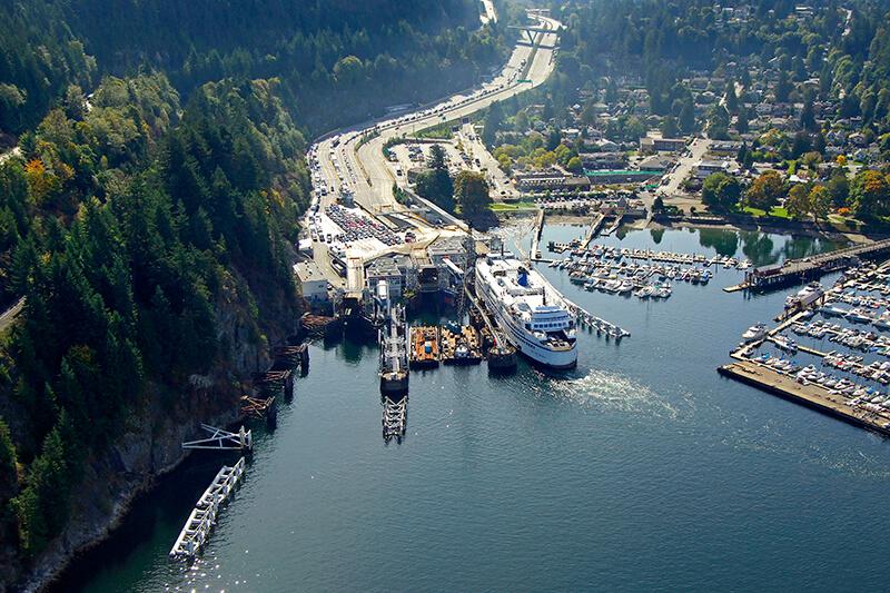 Horseshoe Bay em Vancouver