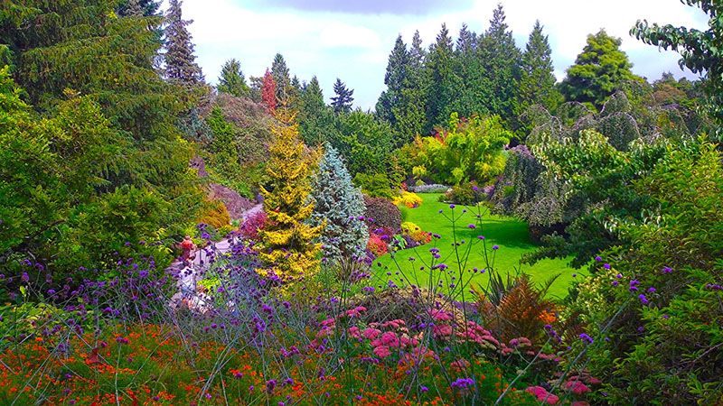 Queen Elisabeth Park em Vancouver