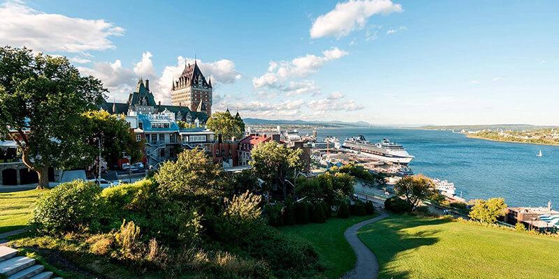 Porto de Quebec
