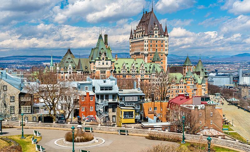Centro Histórico de Quebec