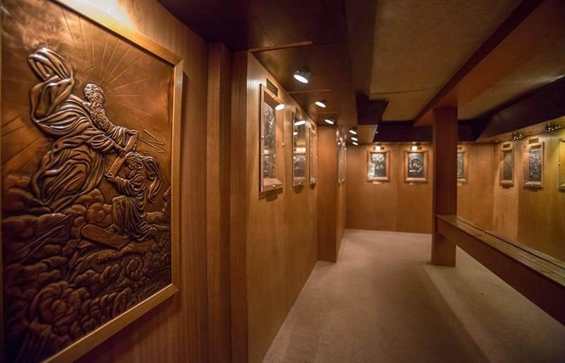 Museu Cuivres d'Art Albert Gilles em Quebec