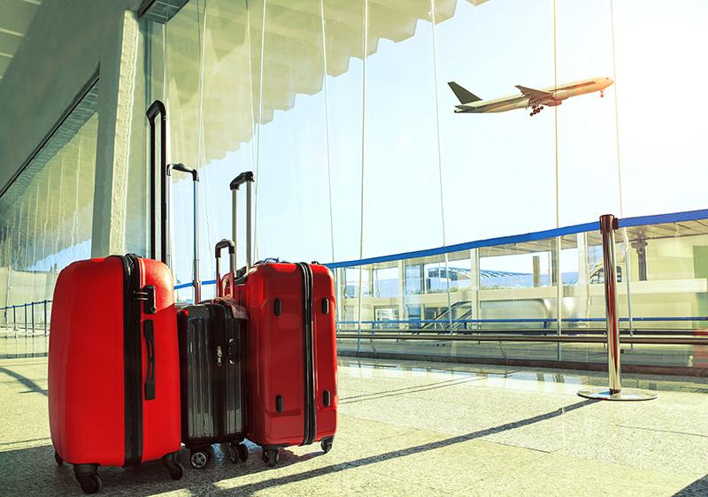 O que fazer em casos de bagagem furtada ou danificada