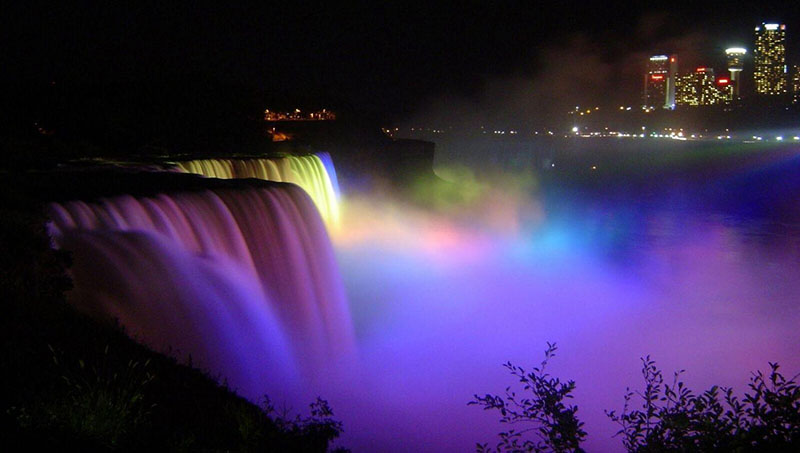 Night Lights Tour em Niagara Falls