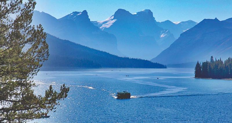 Ilhas do Golfo em Vancouver