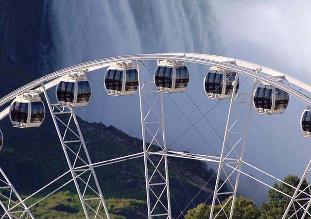 Ingresso para SkyWheel em Niagara Falls